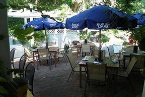 Captain Scott's Restaurant patio